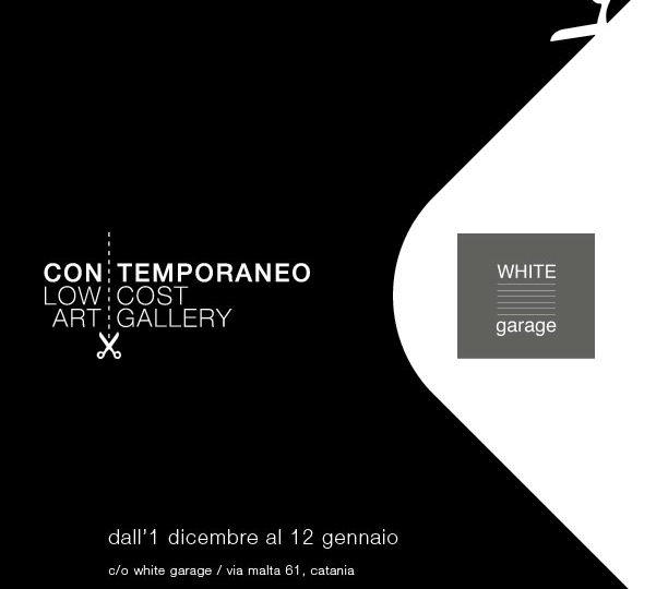 conTEMPORANEO apre la sua quinta edizione presso WHITE garage